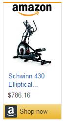Amazon Image For Site 430 Elliptical Trainer